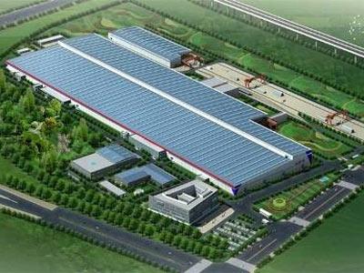 泰科电子安普布线武汉锅炉新厂区