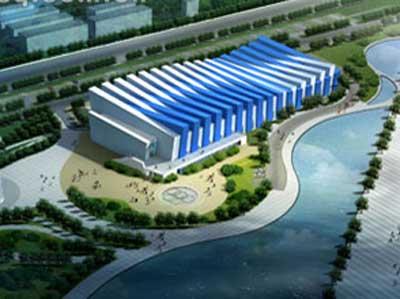 申菱空调进驻2010亚运会游泳跳水馆(图)