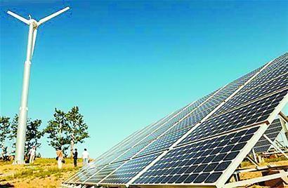 外资巨头争夺中国新能源市场