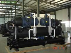 工业用螺杆冷水机组