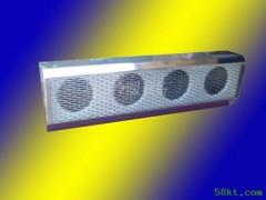 低噪声不锈钢外壳DRM离心式电热风幕机