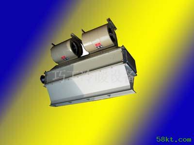 RM型立式离心式热风幕机