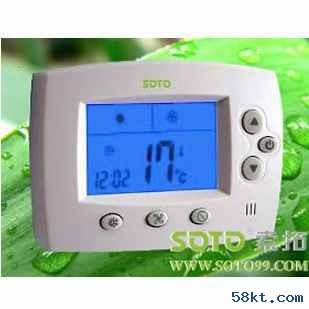 长沙索拓室内数字温控器