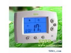 大屏幕空调液晶温控器
