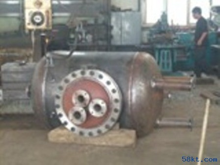 辽宁浮动盘管半容积式换热器