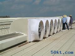 屋顶强制排风机