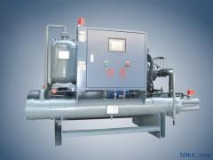 模块式冷水机组