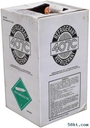 环保制冷剂R407c