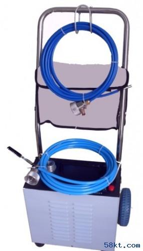 燃油锅炉管道清管机