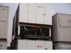 二手特灵风冷热泵机组