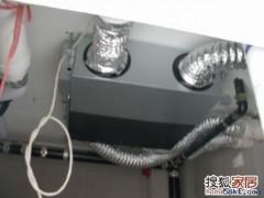 济南地下室通风系统