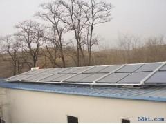 北京太阳能热水器采暖设备