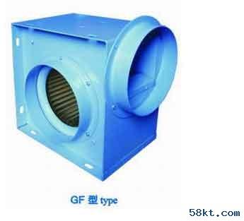 GF型导管式换气风机