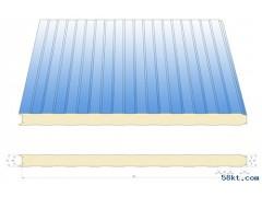 聚氨酯彩钢夹芯板