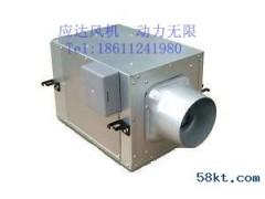 超静音风机箱SYDF型