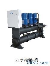 地源热泵机组模块机