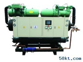 螺杆式冷水机(双压缩机)