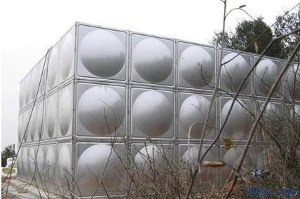 杭州玻璃钢水箱