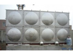 桐乡玻璃钢水箱