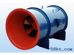 低噪混流式高温排烟风机