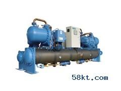 满液式水(地)源热泵机组