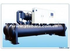 螺杆干式冷水(热泵)机组