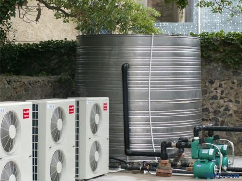 科帝亚成都空气能热水机组