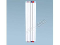 双椭圆系列钢铝复合散热器