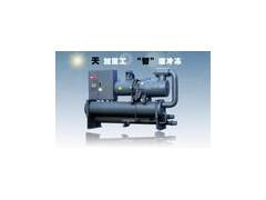 约克螺杆式冷水机组YS系列