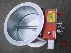 PYK-DY板式排烟口(遥控)