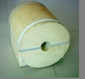 高密度聚氨酯管托