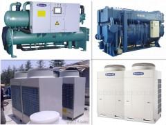 中央空调系统服务:主机维修保养大修主板维修运行管理清洗