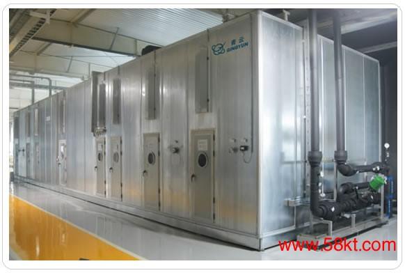 青云ZK系列组合式空调机组