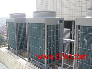 格力商用空气能中央热水系统