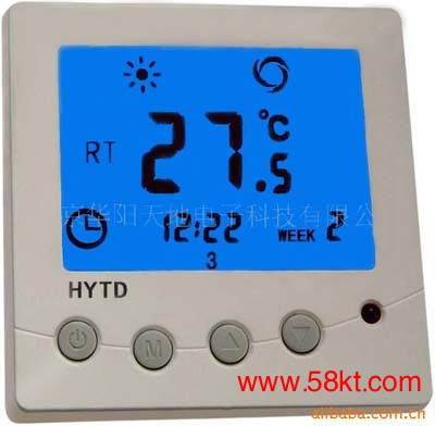 HY329DF中央空调温控器