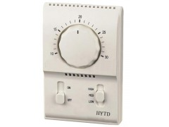 机械旋钮式中央空调温控器