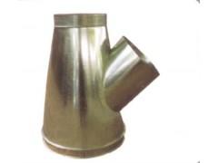 镀锌风管三通接口配件
