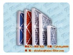 上海初效平板式空气过滤器