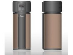 睿泉1匹+150升空气能热泵