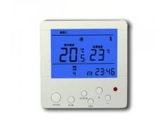 D202电热膜双温双控液晶温控器