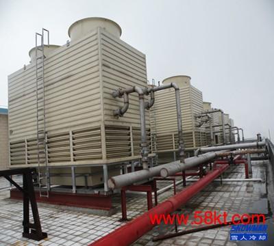 中央空调专用闭式冷却塔
