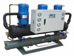 食品厂专用冷水机组
