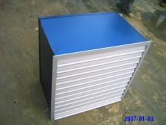 低噪声方型壁式轴流风机