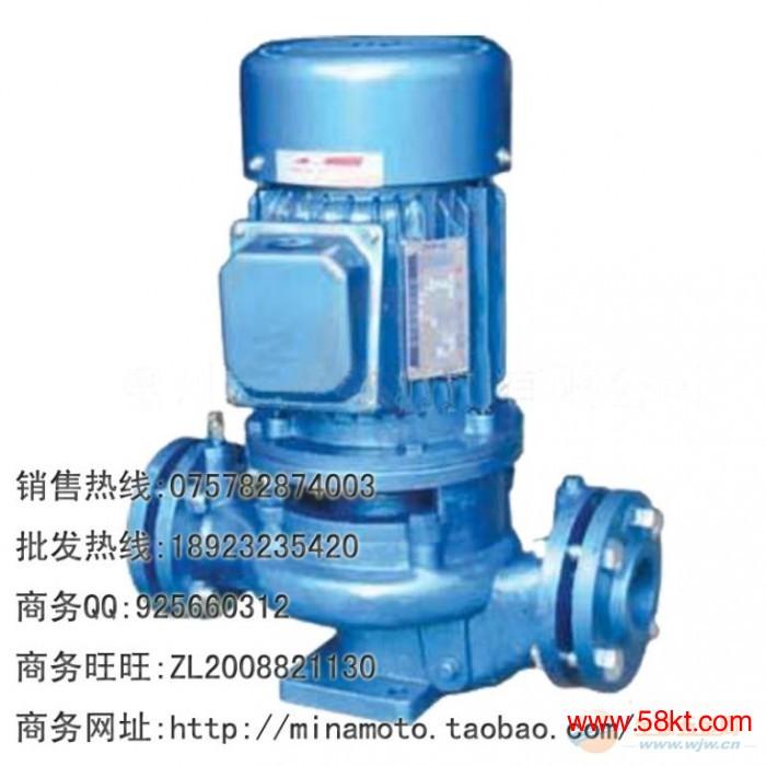 离心式管道循环水泵
