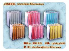合肥中效玻纤袋式空气过滤网