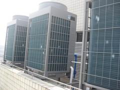 酒店空气能热泵机组