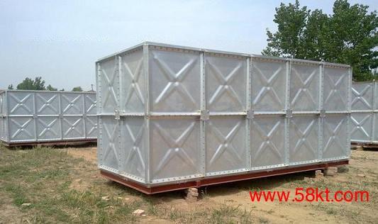 装配式镀锌钢水箱