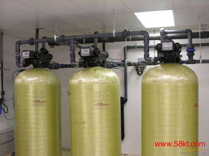 锅炉软水处理
