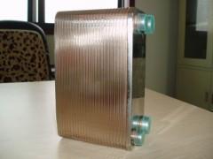 蒸汽锅炉用板式换热器