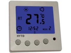 智能编程中央空调液晶温控器
